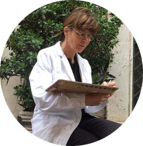 La restauratrice, Eugenie Knight