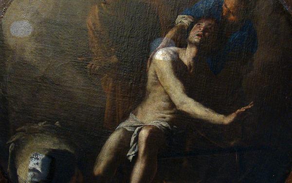 Bernardo Cavallino, Martirio di San Lorenzo