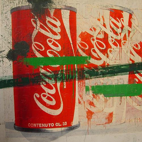 Coca-Cola di Gianluigi Mattia